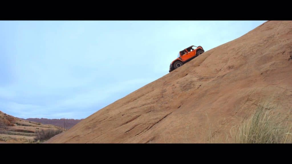 MOPAR - Jeep Wrangler (Director's cut)