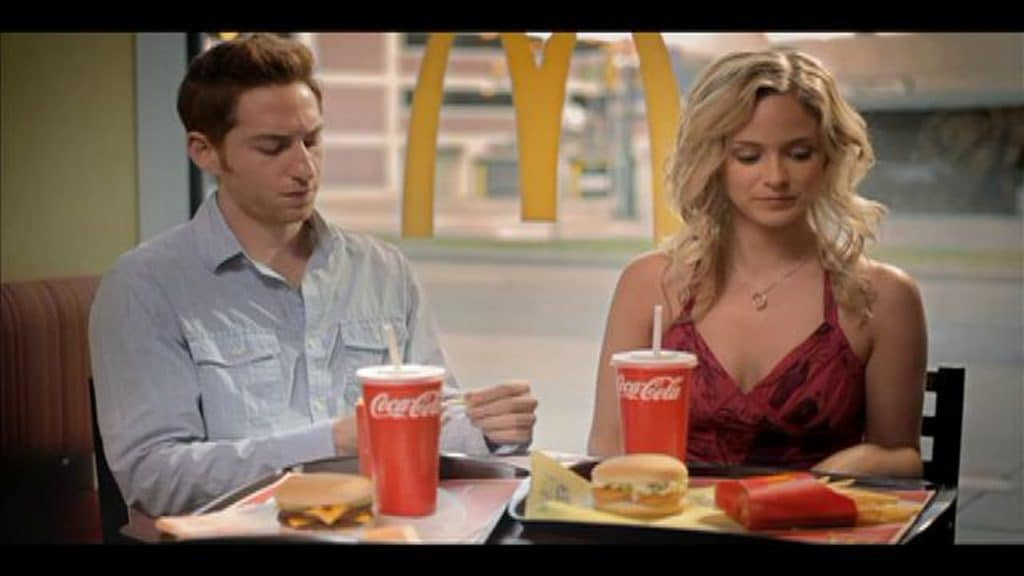 McDonald's Speed Dating